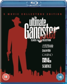 Ultimate Gangster Collection, Blu-ray  BluRay