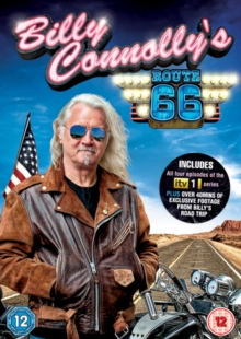 Billy Connolly's Route 66, DVD  DVD
