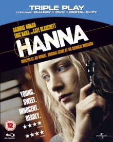 Hanna, Blu-ray  BluRay