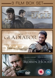The Eagle/Gladiator/Robin Hood, DVD DVD