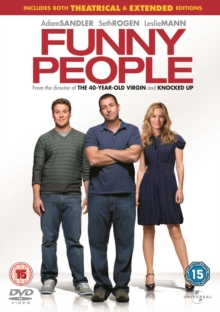 Funny People, DVD  DVD