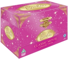 Barbie: Classic Movie Collection, DVD  DVD