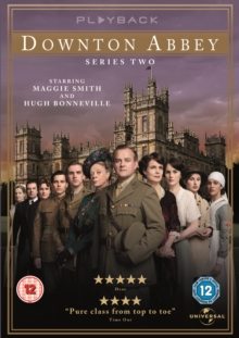 Downton Abbey: Series 2, DVD  DVD