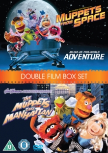 Muppets from Space/Muppets Take Manhattan, DVD  DVD