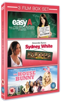 Easy A/Sydney White/The House Bunny, DVD  DVD