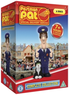 Postman Pat - Special Delivery Service: Complete Collection, DVD  DVD