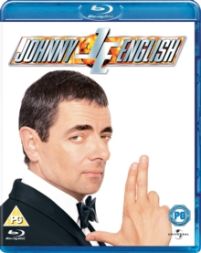Johnny English, Blu-ray  BluRay