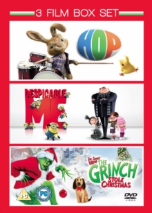 Hop/Despicable Me/The Grinch, DVD  DVD