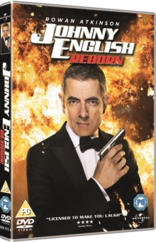 Johnny English Reborn, DVD  DVD