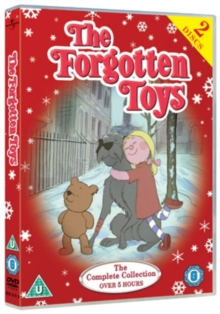 The Forgotten Toys: The Complete Collection, DVD DVD
