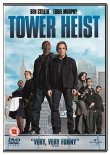 Tower Heist, DVD  DVD