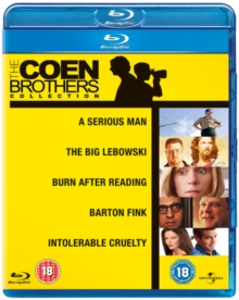 The Coen Brothers Collection, Blu-ray BluRay