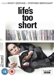 Life's Too Short: Series One, DVD  DVD