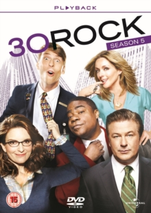 30 Rock: Season 5, DVD  DVD