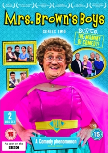 Mrs Brown's Boys: Series 2, DVD  DVD