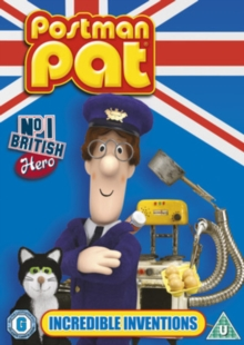 Postman Pat: Incredible Inventions, DVD  DVD