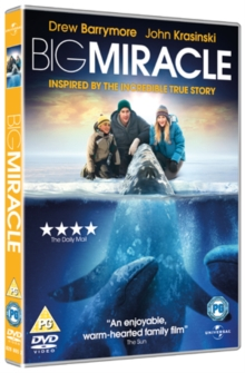 Big Miracle, DVD  DVD