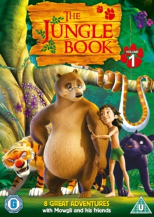 The Jungle Book: Volume 1, DVD DVD