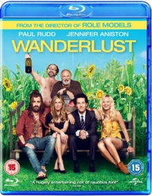 Wanderlust, Blu-ray  BluRay