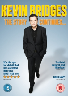 Kevin Bridges: The Story Continues, DVD  DVD