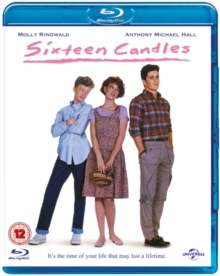Sixteen Candles, Blu-ray  BluRay