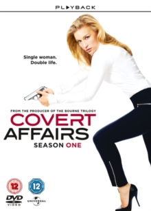 Covert Affairs: Season 1, DVD  DVD