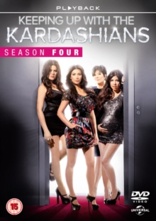 Keeping Up With the Kardashians: Season 4, DVD  DVD