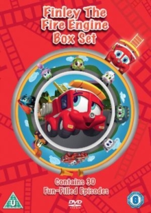 Finley the Fire Engine: Volumes 1-3, DVD  DVD