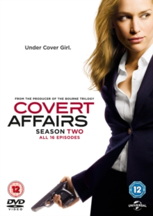 Covert Affairs: Season 2, DVD  DVD