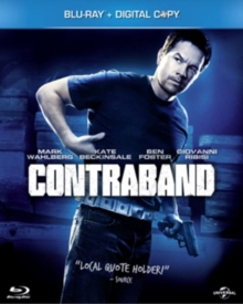Contraband, Blu-ray  BluRay
