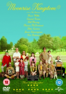 Moonrise Kingdom, DVD  DVD