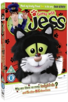 Guess With Jess: Why Are There So Many Ladybirds?, DVD  DVD