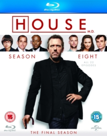 House: Season 8 - The Final Season, Blu-ray  BluRay