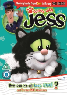 Guess With Jess: How Can We All Keep Cool?, DVD  DVD