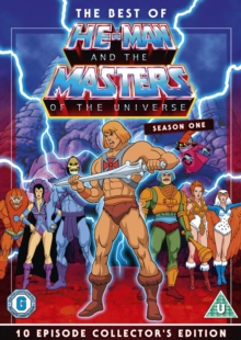 The Best of He-Man and the Masters of the Universe: Season One, DVD DVD