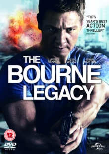 The Bourne Legacy, DVD DVD