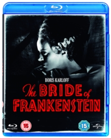 The Bride of Frankenstein, Blu-ray BluRay