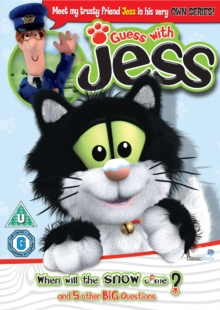 Guess With Jess: When Will the Snow Come?, DVD  DVD