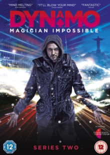 Dynamo - Magician Impossible: Series 2, DVD  DVD