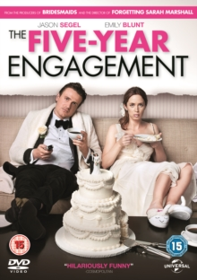 The Five-year Engagement, DVD DVD