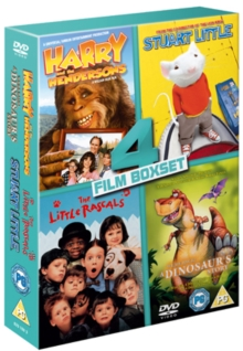 Harry and the Hendersons/We're Back! A Dinosaur's Story/Little..., DVD  DVD