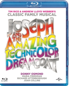 Joseph and the Amazing Technicolor Dreamcoat, Blu-ray  BluRay