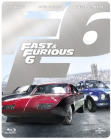 Fast & Furious 6, Blu-ray  BluRay