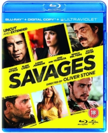 Savages, Blu-ray  BluRay