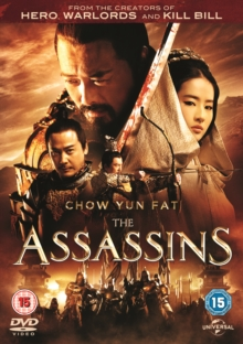 The Assassins, DVD DVD