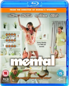 Mental, Blu-ray  BluRay