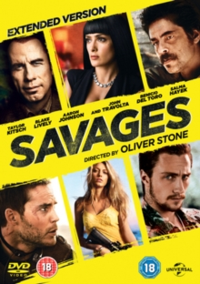 Savages: Extended Version, DVD  DVD