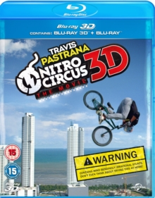 Nitro Circus: The Movie, Blu-ray  BluRay