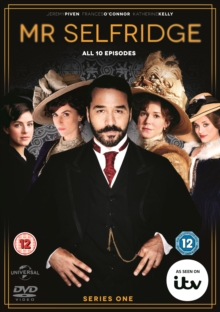 Mr. Selfridge: Series 1, DVD  DVD