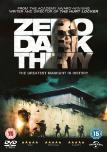 Zero Dark Thirty, DVD  DVD